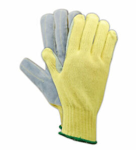 Magid Cutmaster Medium Weight Made With Kevlar Gloves Size 9 12 Pairs