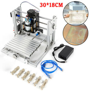 Cnc3018 Diy Router Kit Laser Engraving Milling Machine Grbl Control 3 Axis er11