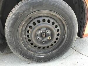 Wheel 15x6 Steel Fits 95 05 Cavalier 59836