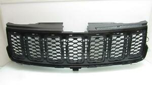 Jeep Grand Cherokee Upper Grille Oem Grill 17 18 2017 2018