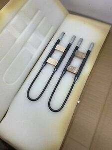 2 Pcs 1800 Mosi2 Electric Heating Elements 50x300mm Furnace Sintering Usa