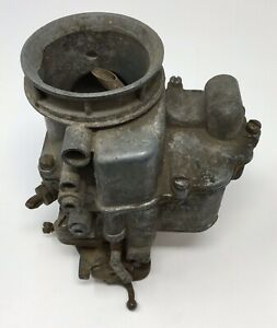1932 1951 Ford Holley 2100 Carburetor Detroit Usa Parts Or Repair
