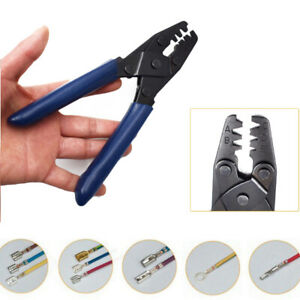Awg 22 10 Open Style Crimp Tool Wiring Harness Crimper Open Barrel Plier Tool