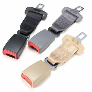 Kq 1x Universal Safety Seatbelt Extender Extension Car Seat Belt Buckle 2 1cm N