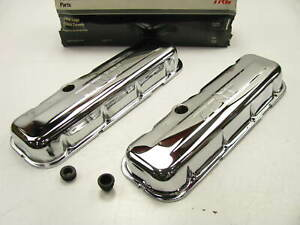 Trw 681628 Valve Covers Set Big Block Chevy Bbc 396 427 454 V8