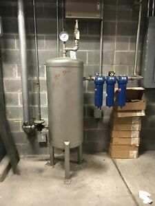 Stainless Steel Pressure Tank 150 Psi