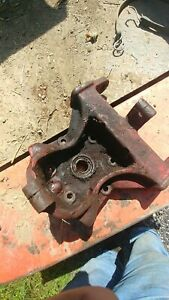 Farmall A Sa Super 100 130 140 Tractor Ih Steering Case Main Implement Mount