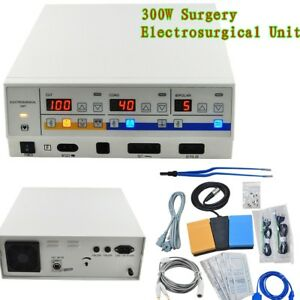 High Frequency Electrosurgical Unit Diathermy Cautery Machine Electric Tool 2019