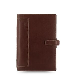 Filofax Holborn Personal Organizer Brown Leather 2020 025120