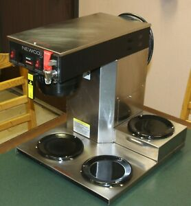 Newco Ace lp Commercial Automatic Coffee Brewer Or Maker Tested Good