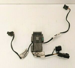2002 2005 Land Rover Freelander A c Cooling Fan Relay Control Module