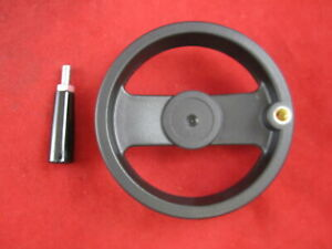 Flair Hpi 125 hh 5 16 Plastic Handwheel And Revolving Handle