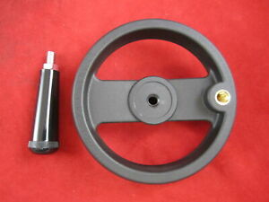 Flair Hpi 140 hh 3 8 Plastic Handwheel And Revolving Handle