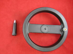 Flair Hpi 250 hh 3 8 Plastic Handwheel And Revolving Handle