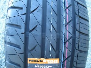 2 New 235 40zr19 Inch Milestar Ms932 Xp Tires 40 19 R19 2354019