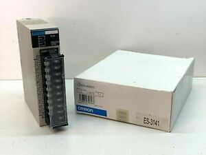 Omron C200h ad001 Brand New A d Unit 4 Point Analog Input Plc