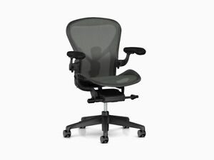 Herman Miller Aeron Chair Remastered Model Brand New Open Box