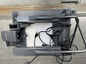 Elmo Visual Presenter Digital Camera Video Overhead Projector Hv 5100xg Tested