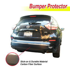 Car Front Rear Bumper Guard Protector Strip Stick On City Parking For Bmw