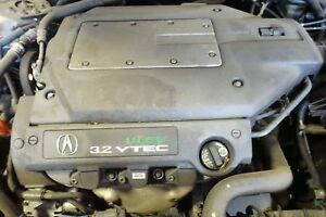 Engine 2003 Acura Tl 3 2l Motor With 81 504 Miles