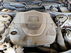 Engine 2008 Mercedes benz S550 Rwd 5 5l Motor With 100 000 Miles