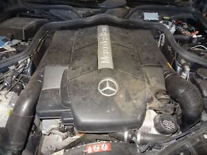 Engine 2006 Mercedes Cls500 5 0l Motor With 73 514 Miles