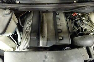 Engine 2005 Bmw X5 3 0l Motor With 108 009 Miles