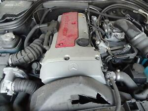 2000 Mercedes C230 Engine 2 3l Motor With Only 34k Miles