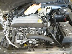 2010 Saab 9 3 Engine 2 0l Turbo Motor Fwd With Only 33k Miles