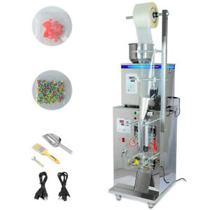 10 20 Bags min Automatic Weighing packing Filling Particles powder Machine 110v