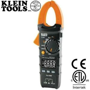 Klein Tools Cl380 400 Amp True Rms Ac Dc Auto ranging Digital Clamp Meter Tester