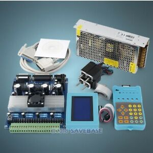 Cnc Kit With Tb6560 4 Axis Set Professional Version Driver Board