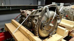 Automatic Transmission From A 1995 Mercedes Benz E300d With 130 019 Miles