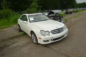 Automatic Transmission Out Of A 2006 Mercedes Clk350 With 56 137 Miles