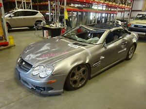 Automatic Transmission Out Of A 2005 Mercedes Sl500 With 115 204 Miles