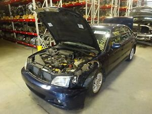 Automatic Transmission Out Of A 2002 Subaru Legacy L With 71 098 Miles