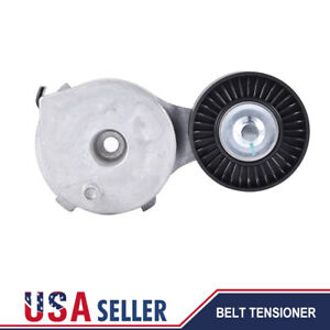 Belt Tensioner W Pulley Assembly For Chevy S10 Gmc S15 Isuzu Hombre Pickup