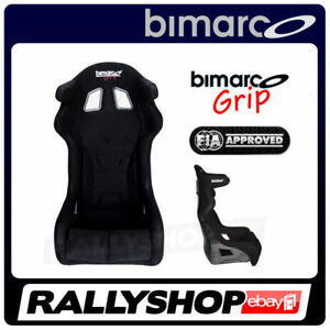 Bimarco Seat Fia Approved Grip Racing Head Restraint Black Race Rally Cheap