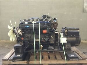 Psi Natural Gas Heavy Duty D0811 Generator