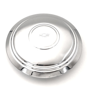 Chevrolet 14 15 Rally Wheel Center Hub Cap 8 Od Chrome 27 81105 54622 71 1000