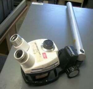 Bausch Lomb Stereo Zoom 4 Microscope With Boom Arm