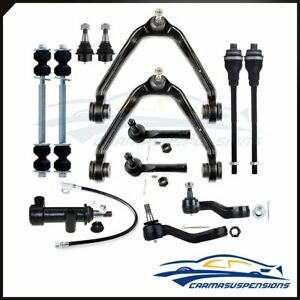 New Fits Chevy Gmc 1500 Trucks 6 Lug 4x4 Complete Front Suspension Kit X13