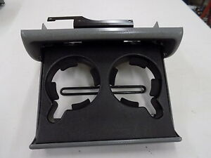 Oem 1988 1994 Chevrolet Silverado Gmc Sierra Suburban Pull Out Cup Holder Gray