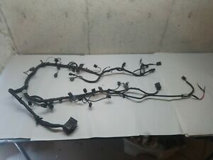 1999 04 Mustang V8 Gt Automatic Engine Fuel Injector Injection Wiring Harness