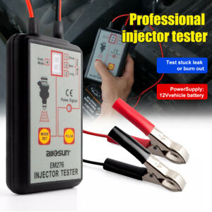 From Us All Sun Em276 Injector Tester Fuel System Scan Tool 4 Pluse Modes Tester