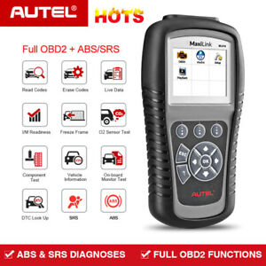 Autel Maxilink Ml619 Ml629 Car Abs Srs Airbag Diagnostic Tool Obd2 Code Reader