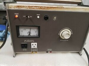 Ej401v Isolated Metered Variac Variable Ac Dc Power Line Bench Source Used 2j