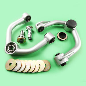 For 1999 2006 Tundra 2wd 4wd Silver Upper Control Arm For 2 4 Lift