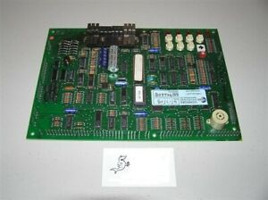 ap Automatic Products Snack Machine 6600 7600 Control Board Will Buy Core