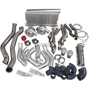 Cxracing Twin Turbo Intercooler Kit For 1986 1992 Toyota Supra Mk3 With Ls1 Swap